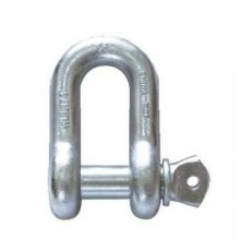 shackle US type screw pin chain shackle G210